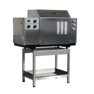 idropulitrice a caldo con caldaia elettrica