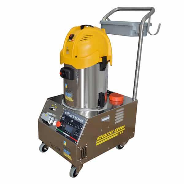 generatore di vapore industriale macchina a vapore industriale generatore di vapore con aspirazione pulitore a vapore
