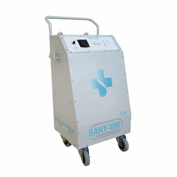 generatore di vapore professionale virucida